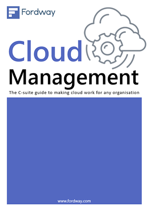 Cloud Management - The C-suite guide