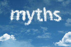 Some popular cloud myths decontructed